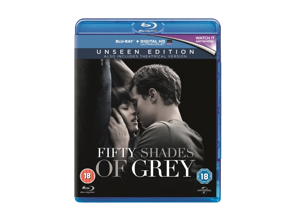 Fifty Shades of Grey: The Unseen Edition (Blu-ray)