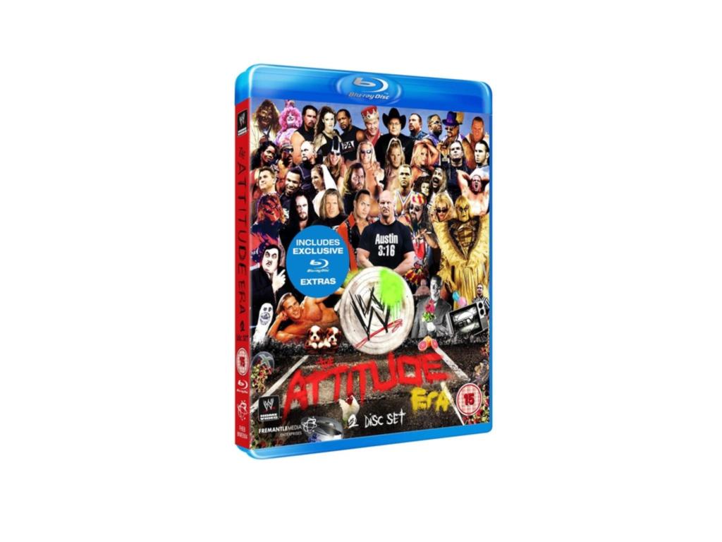 WWE The Attitude Era (Blu-Ray)