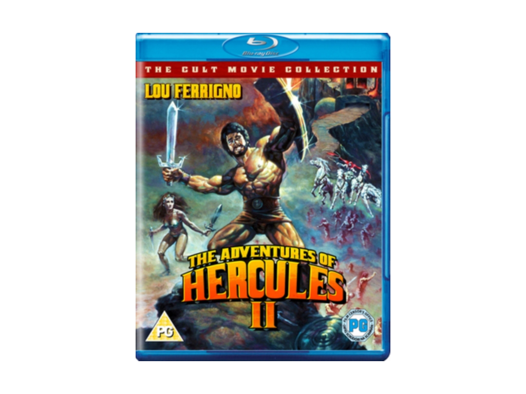 The Adventures of Hercules II (Blu-ray)