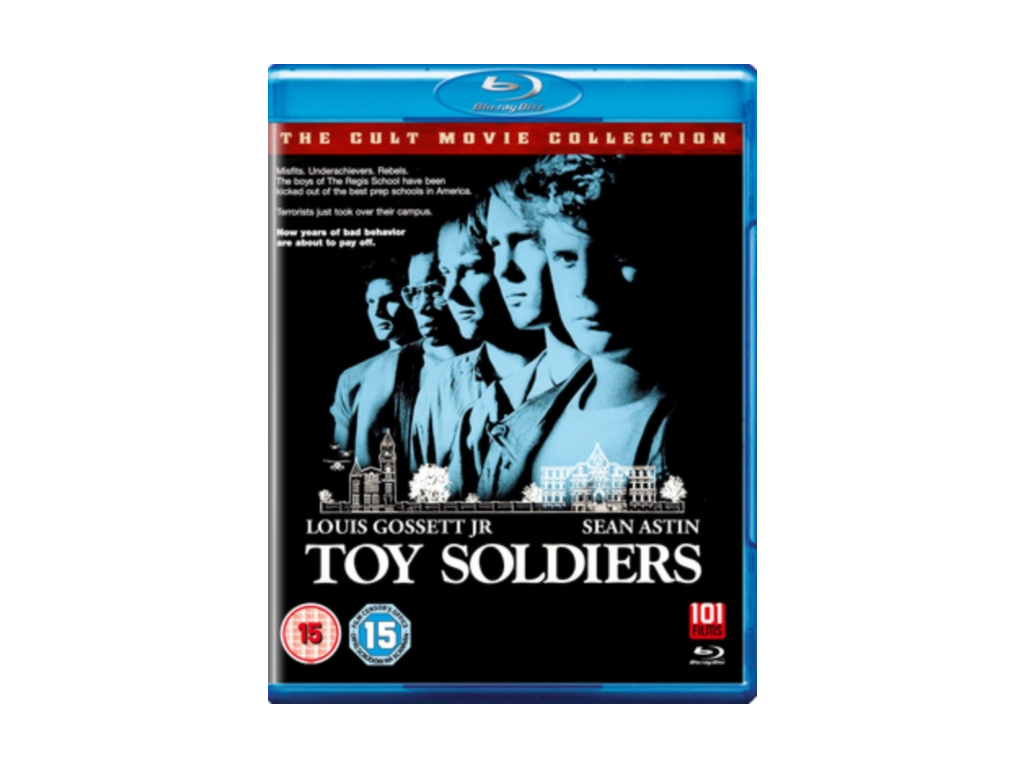Toy Soldiers [The Cult Movie Collection]  (Blu-ray)