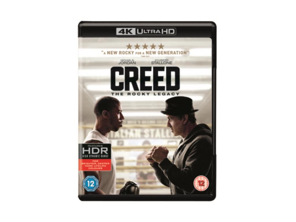 Creed (4K Ultra HD Blu-ray)