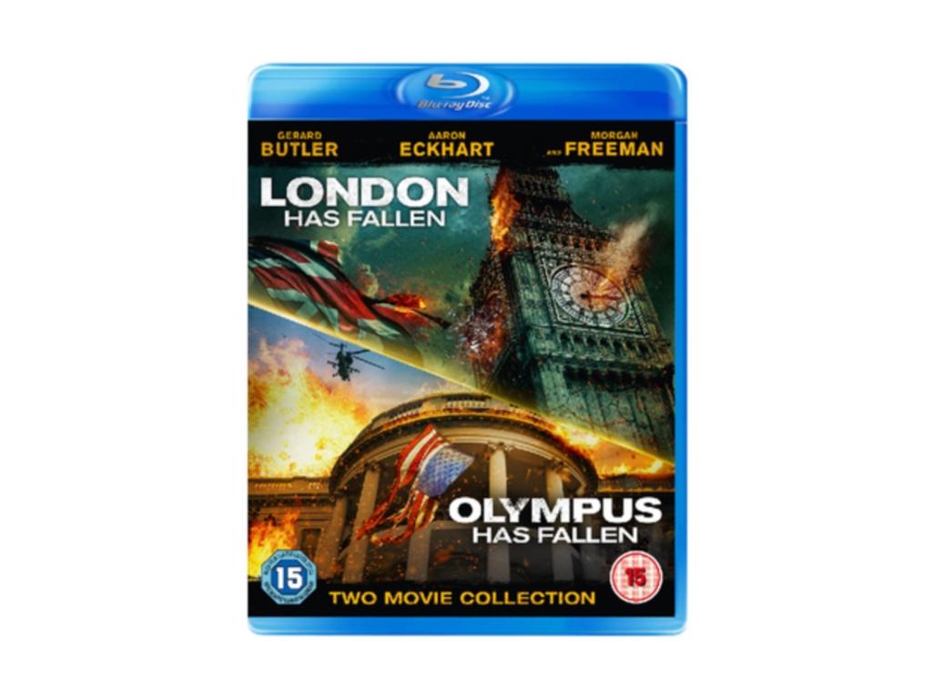 London Has Fallen & Olympus Has Fallen (Blu-ray)