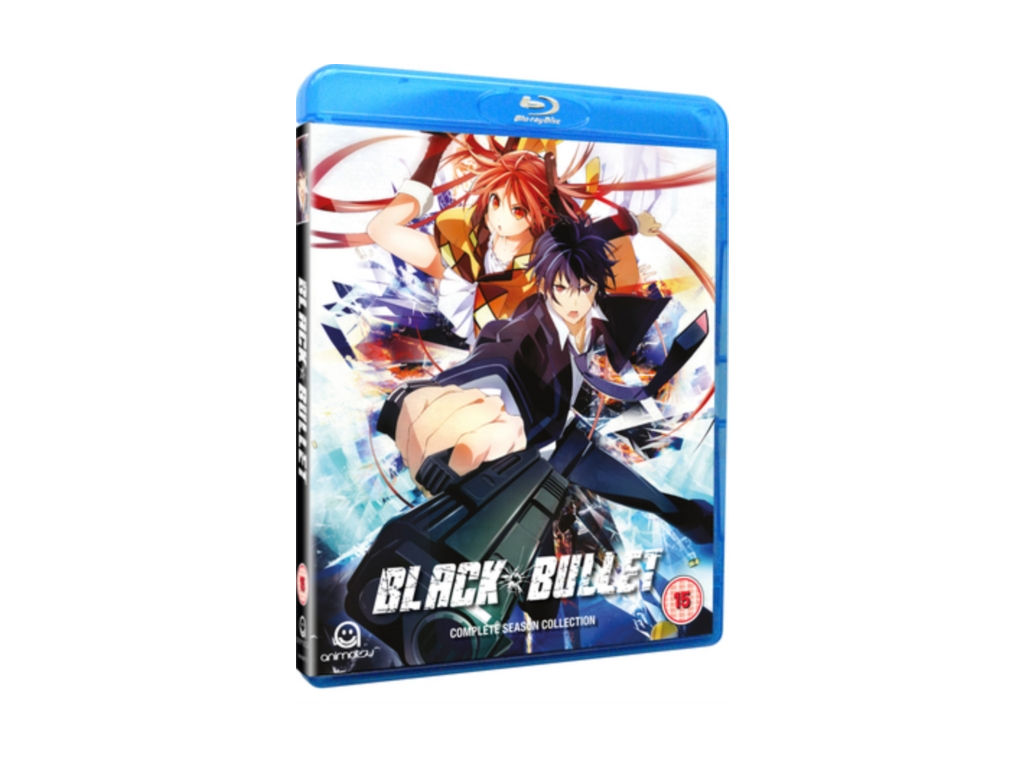 Black Bullet: Complete Season Collection (Blu-ray)