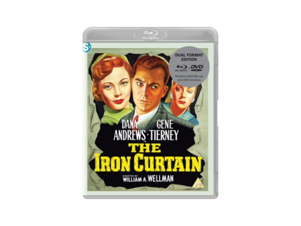 The Iron Curtain [Dual Format] (Blu-ray)