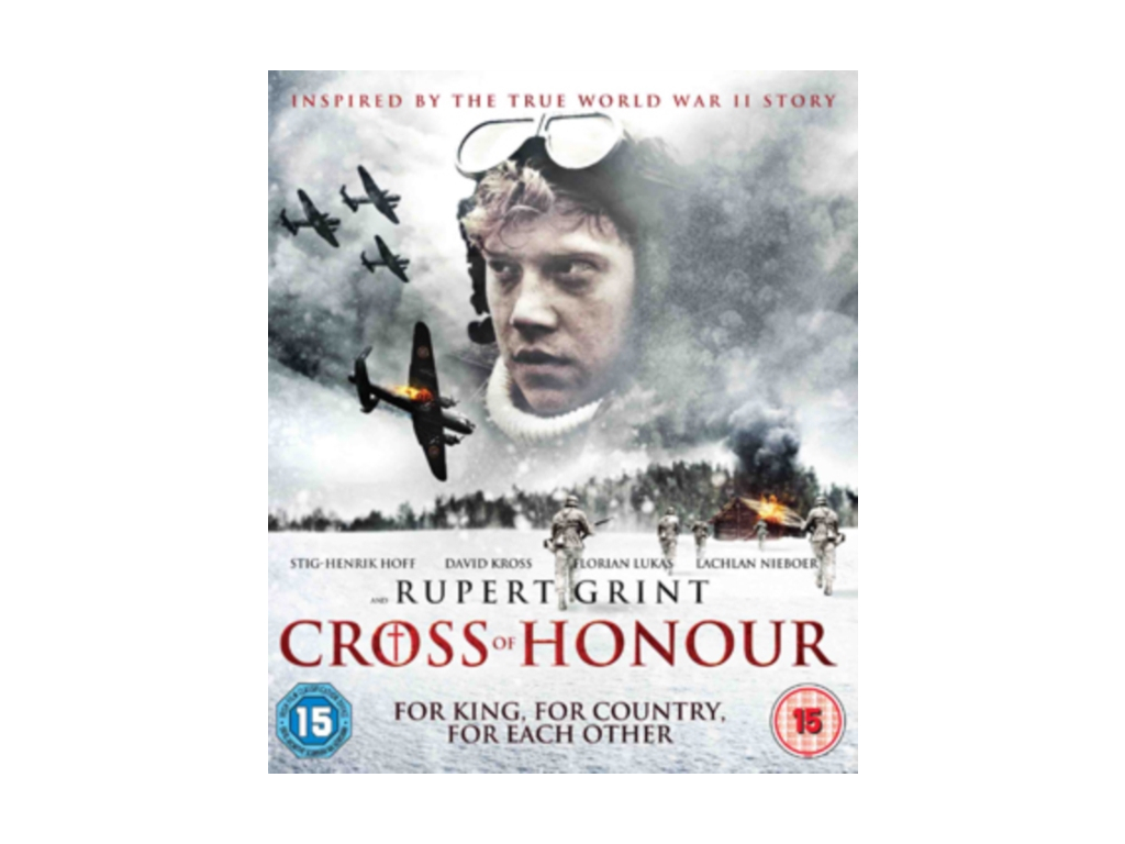 Cross Of Honour (Blu-Ray)