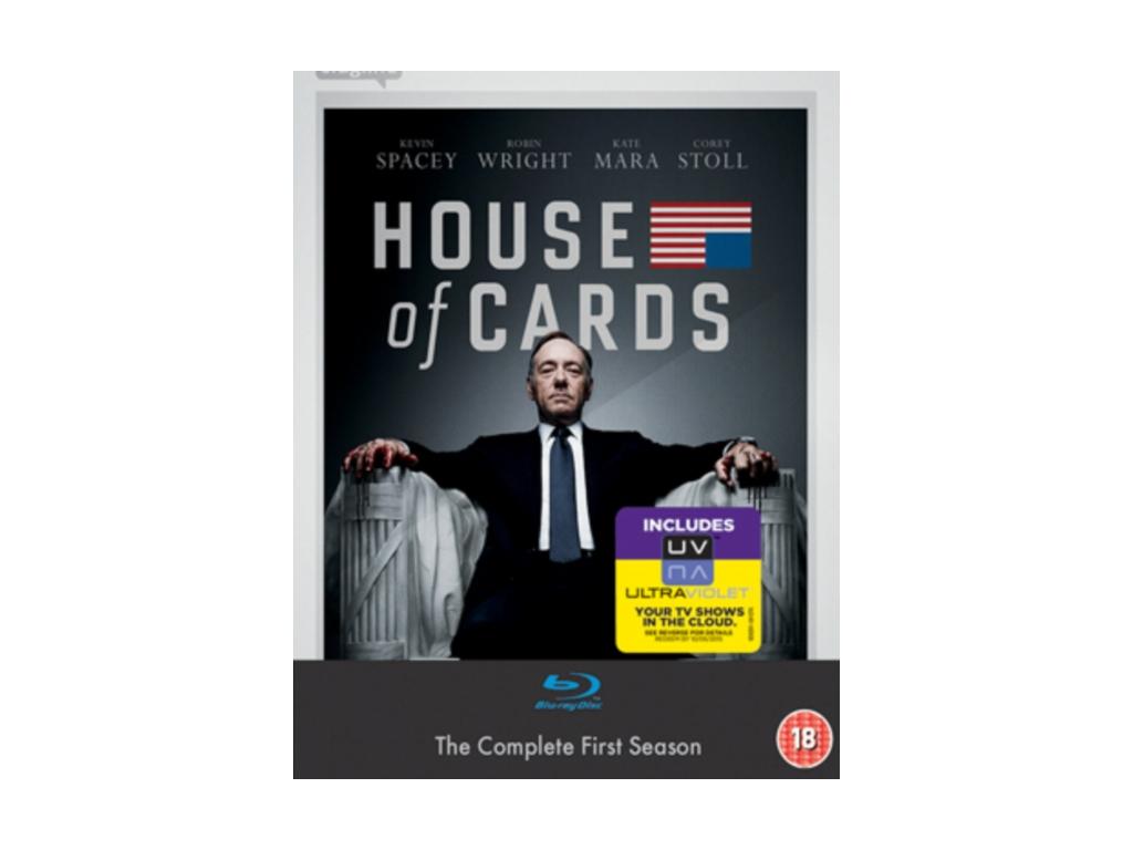 House of Cards: Season 1 (2013) (Blu-Ray)