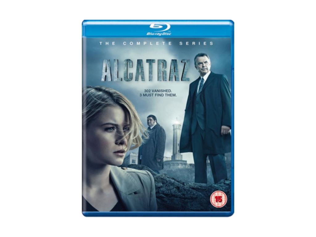Alcatraz: The Complete Series (Blu-Ray)