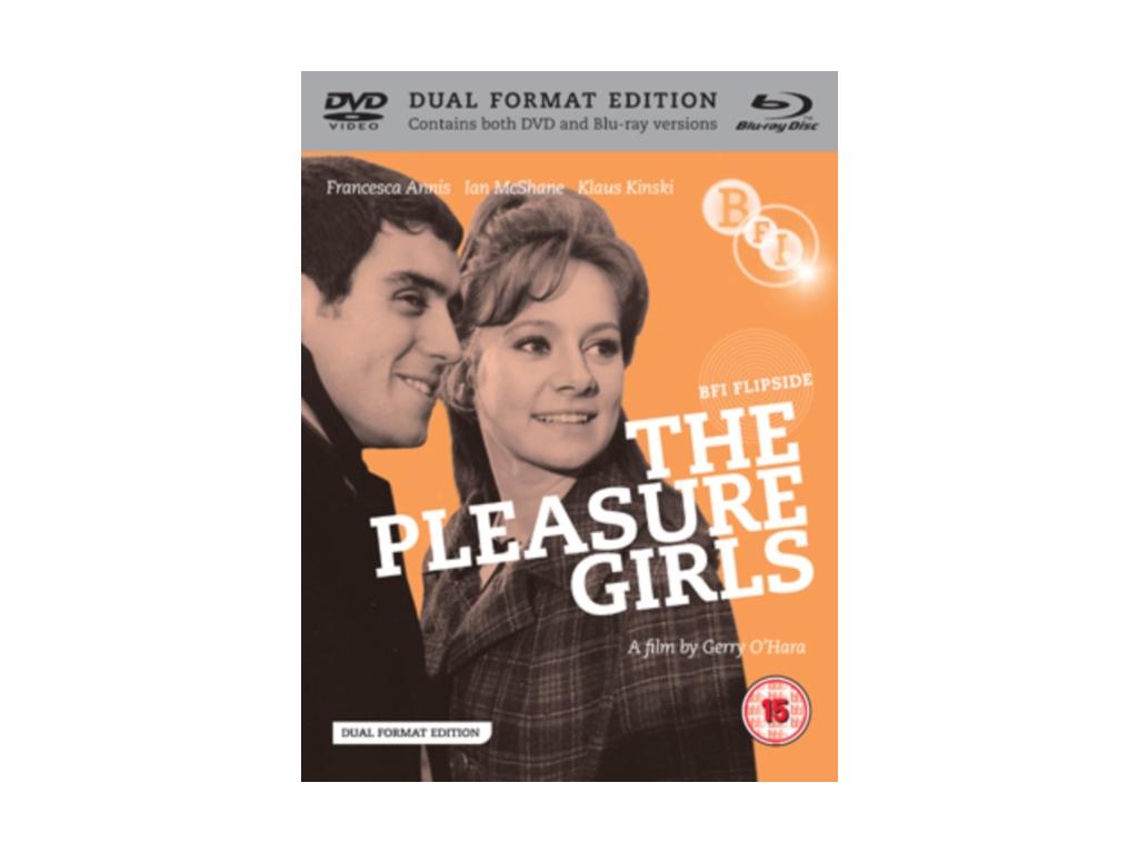 The Pleasure Girls (Blu-Ray and DVD) (1965)