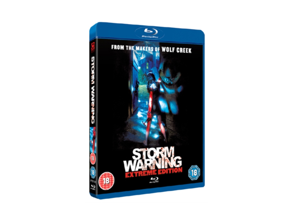 Storm Warning (Blu-Ray)