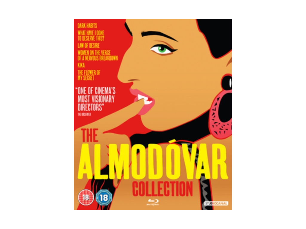 Almodóvar Collection (Blu-ray)