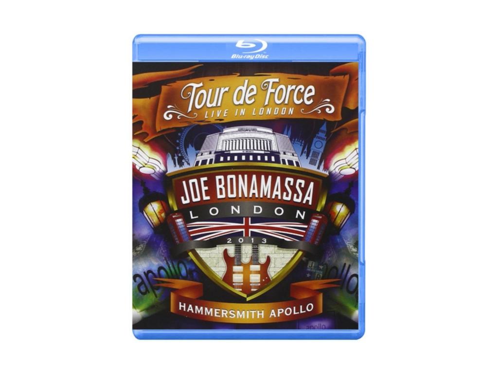 Joe Bonamassa - Tour De Force: Hammersmith Apollo (Blu-ray)