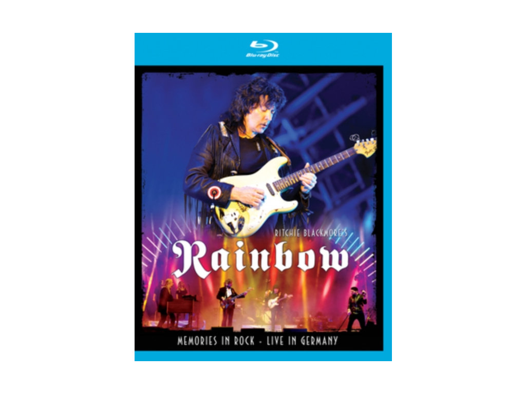 Ritchie Blackmore's Rainbow: Memories In Rock - Live In Germany (Blu-ray)