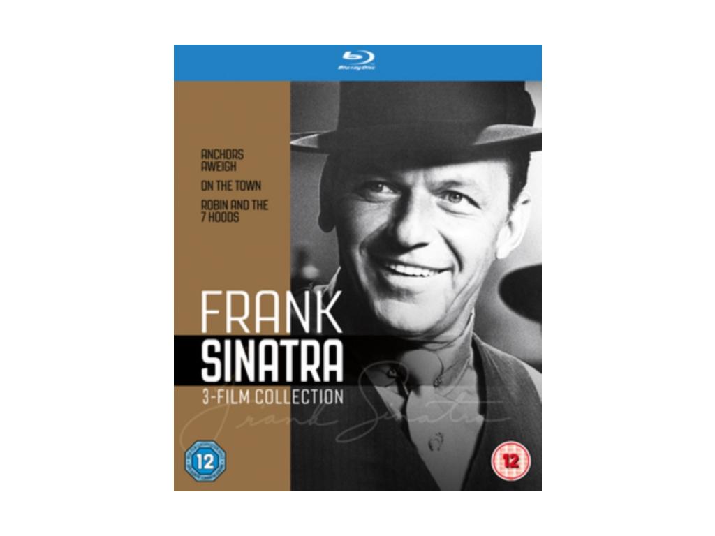 Sinatra: 100th Anniversary Boxset (Blu-ray)
