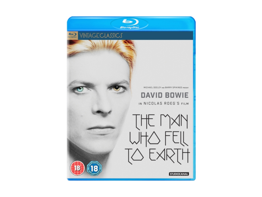 The Man Who Fell To Earth (40th Anniversary) (Blu-ray)