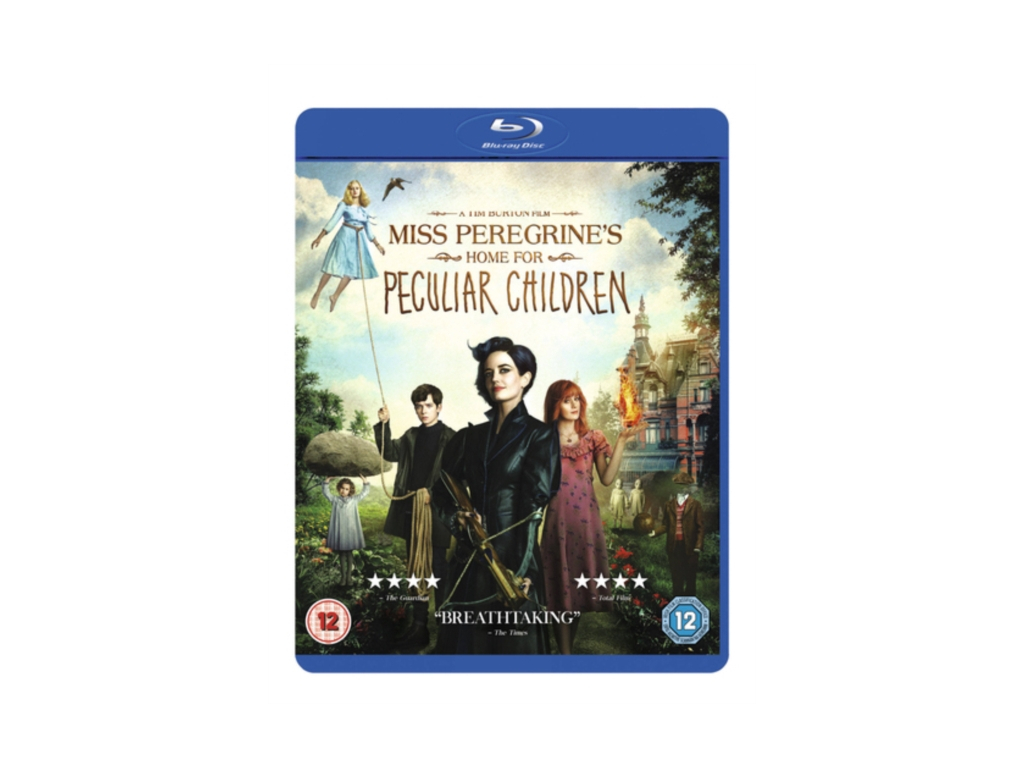 Miss Peregrine's Home for Peculiar Children (Blu-ray ) [2016]