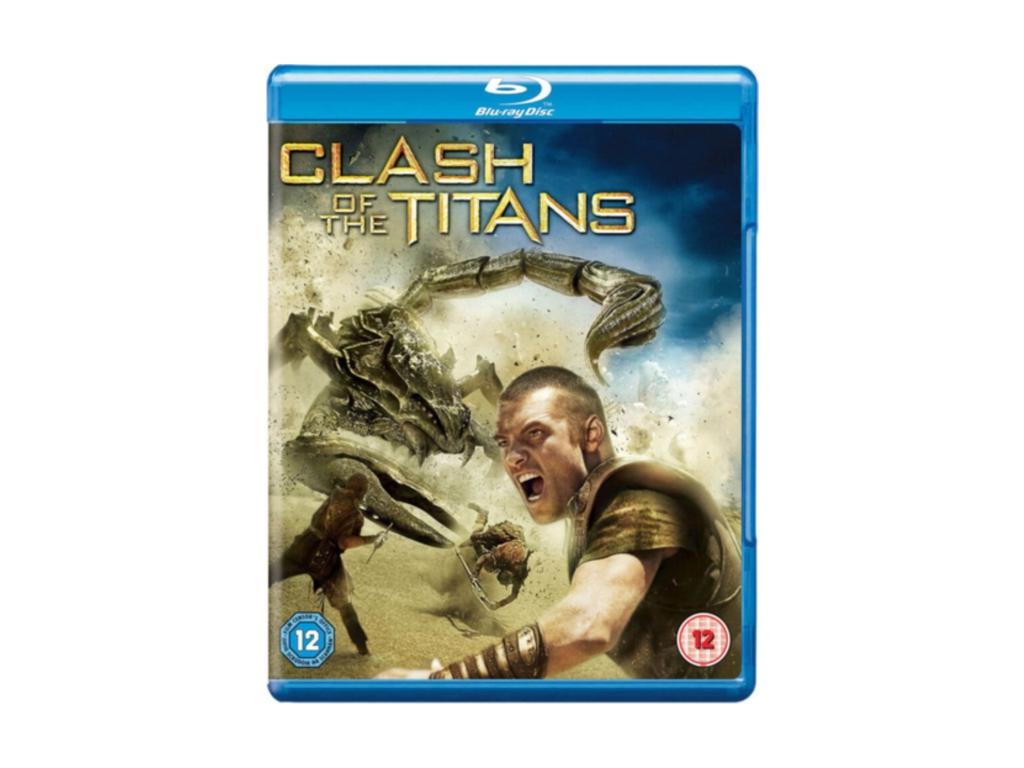 Clash Of The Titans (Blu-ray)