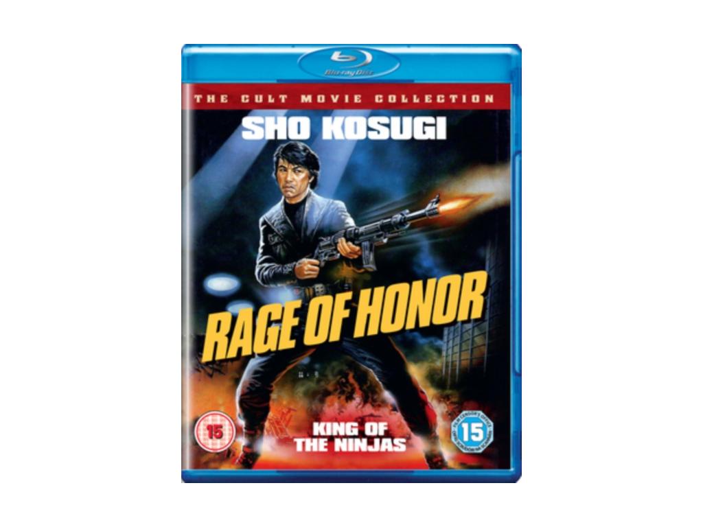 Rage of Honor (Blu-ray)