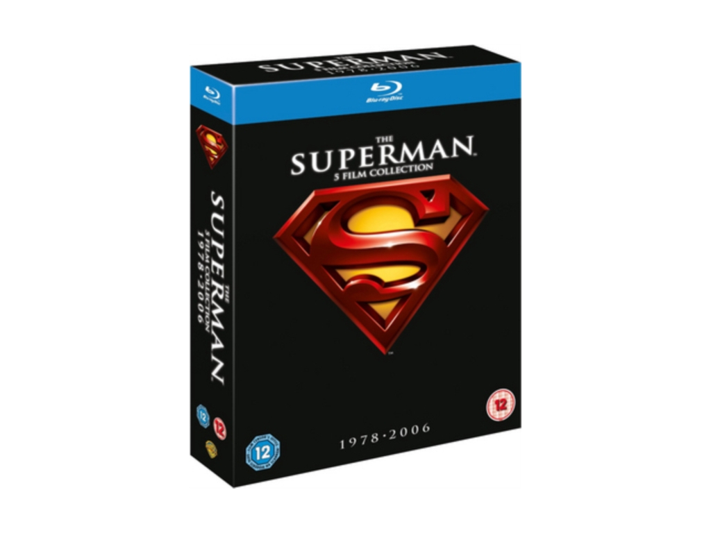 Superman Complete Collection (5-discs)(Blu-ray)
