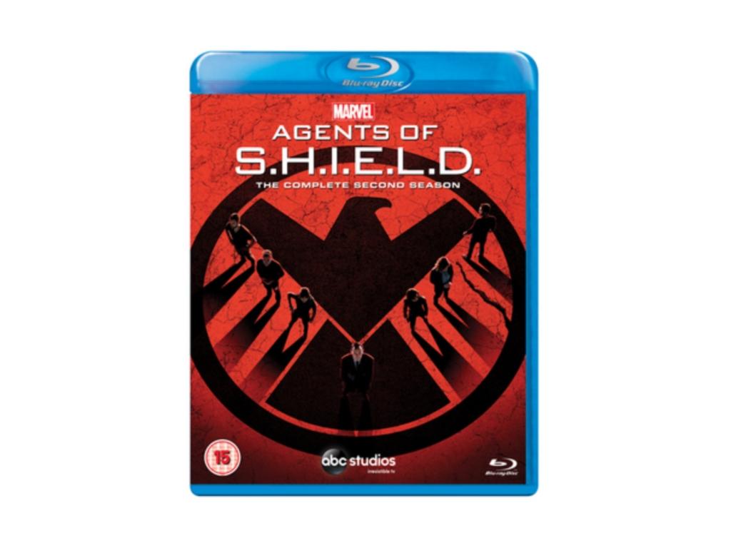 Marvel's Agents Of S.H.I.E.L.D. - Season 2 (Blu-ray)