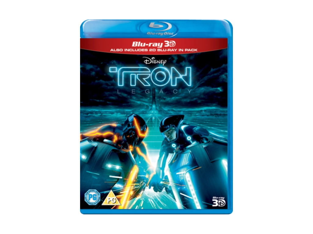TRON: Legacy (Blu-ray 3D)