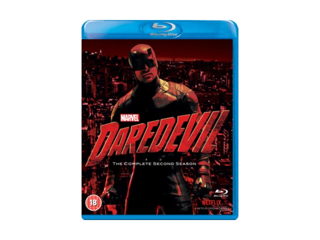 Daredevil - Season 2 (Blu-ray) [2017] [Region Free]