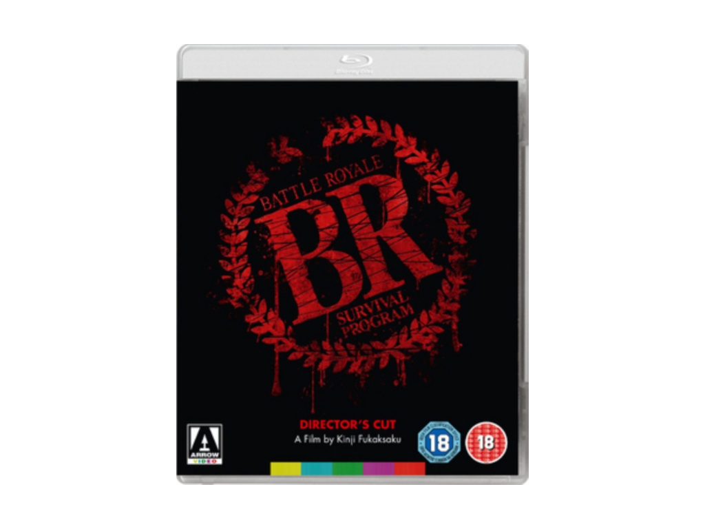 Battle Royale (Director's Cut) (Blu-ray)