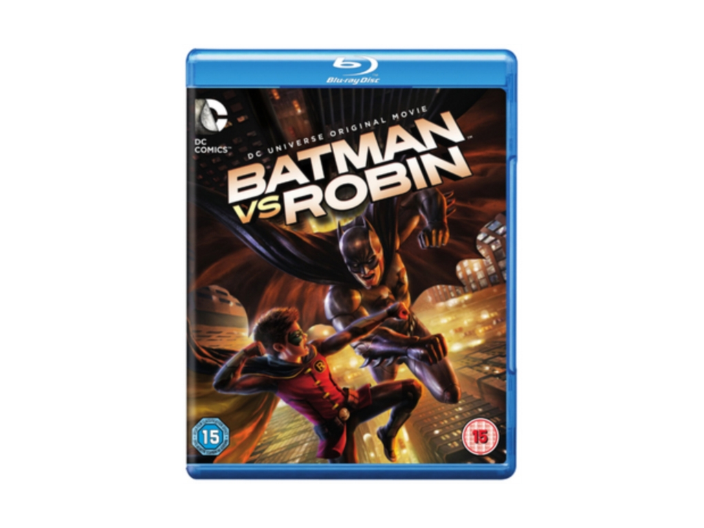 Batman Vs Robin (Blu-ray)