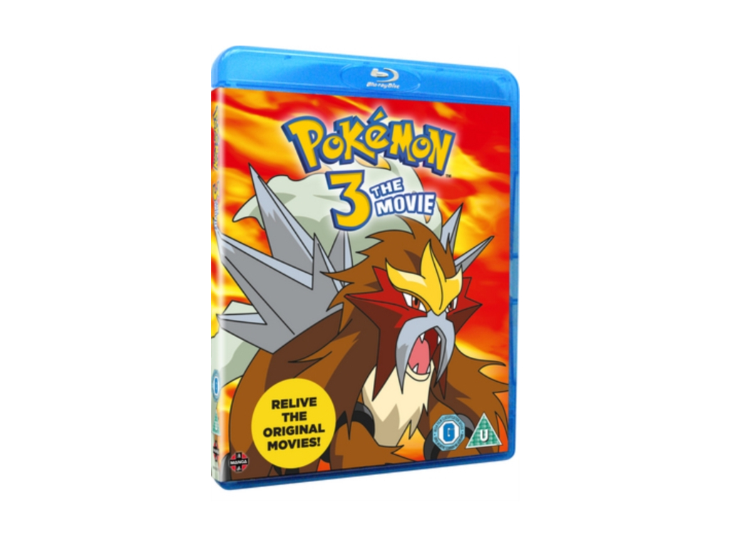 Pokémon 3: The Movie (Blu-ray)