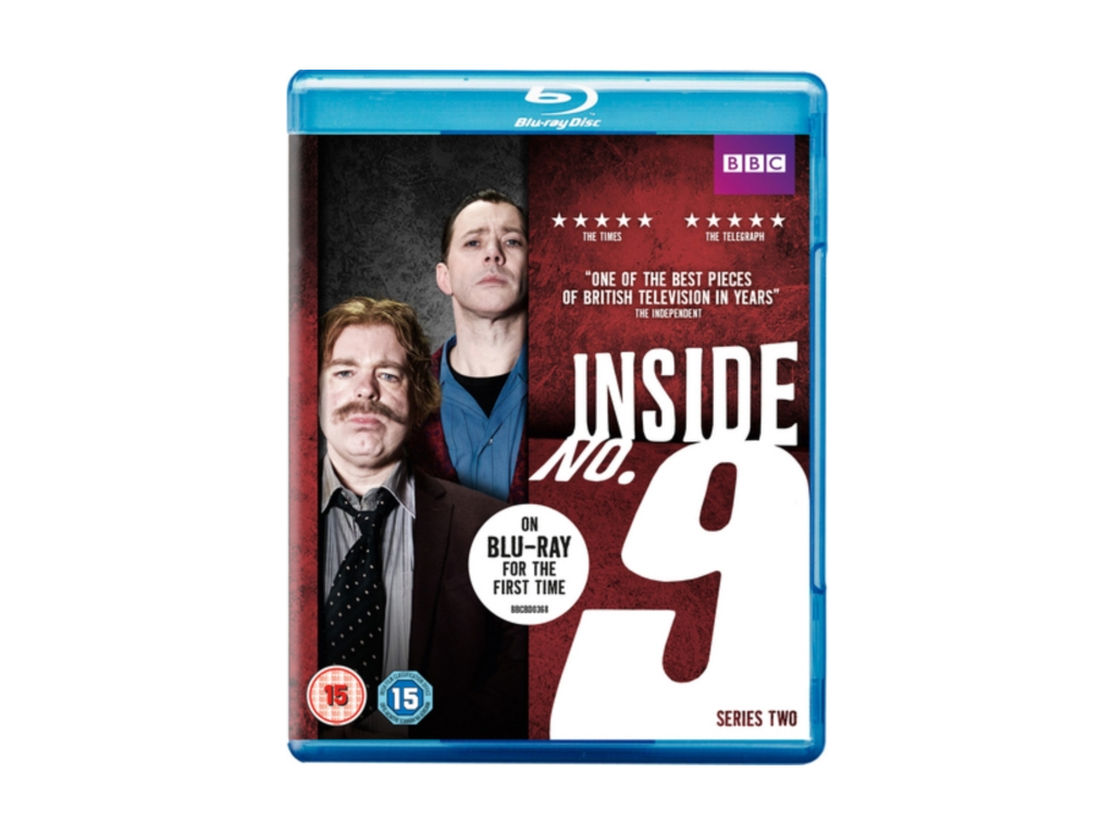 Inside No.9 - Series 2 - Complete (Blu-Ray)