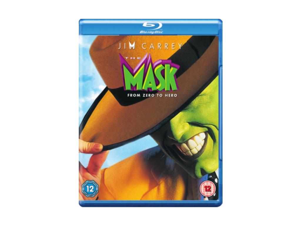 The Mask [2016] [Region Free] (Blu-ray)