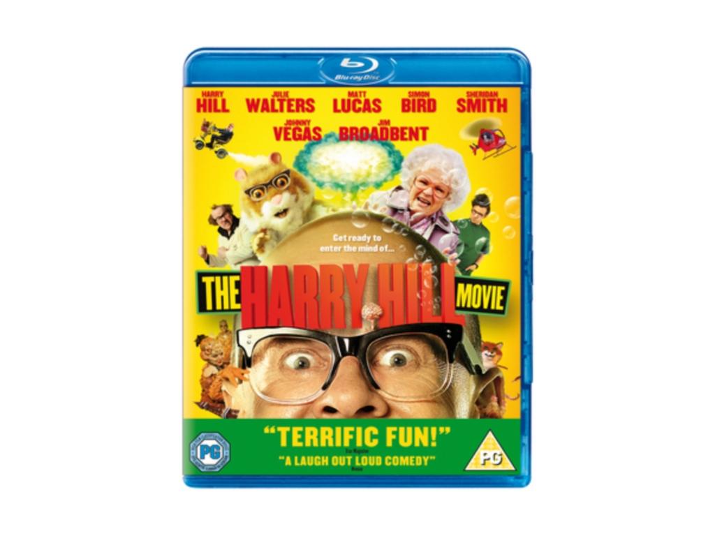The Harry Hill Movie (Blu-ray)