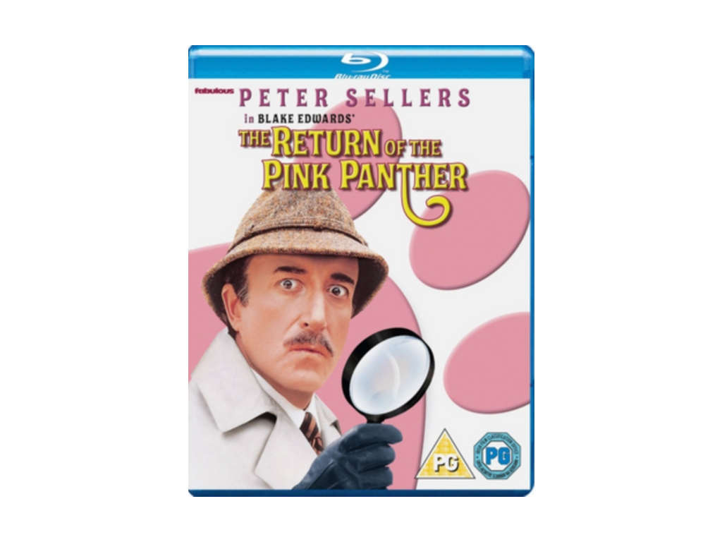 The Return Of The Pink Panther (Blu-ray)