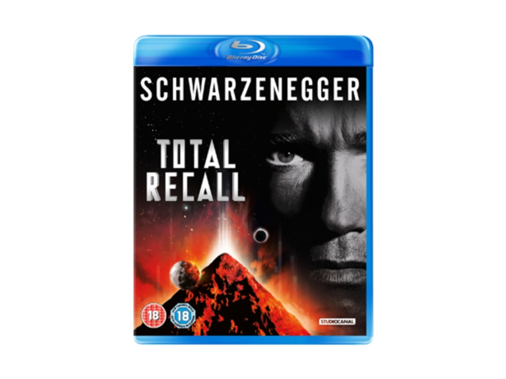 Total Recall - Ultimate Rekall Edition (Blu-Ray)