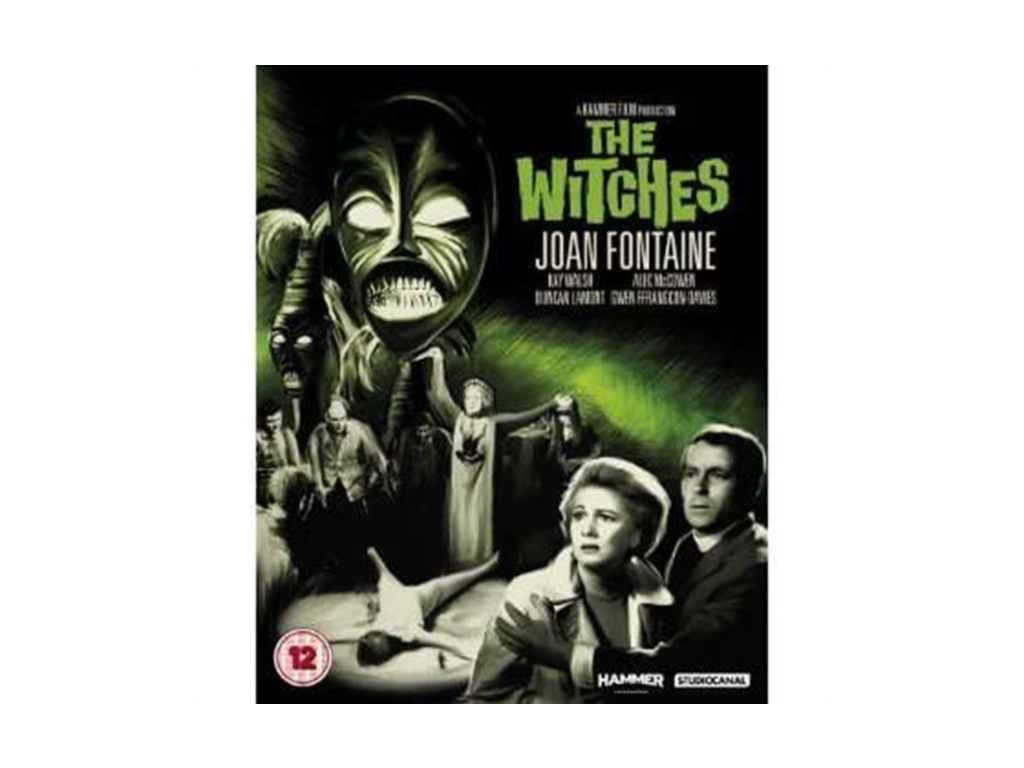The Witches (Blu-Ray + DVD) (1966)