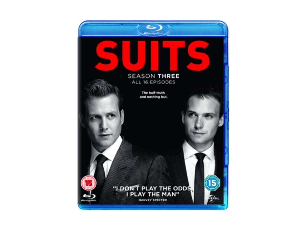 Suits: Season 3 (Blu-ray)