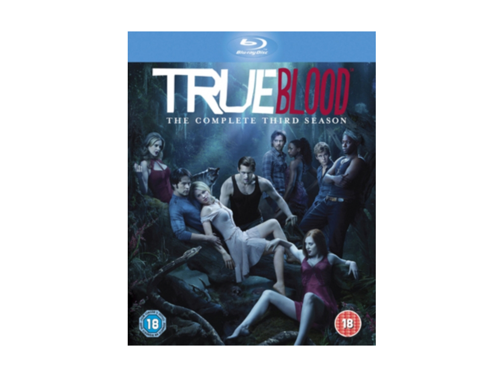 True Blood - Season 3 (Blu-ray)