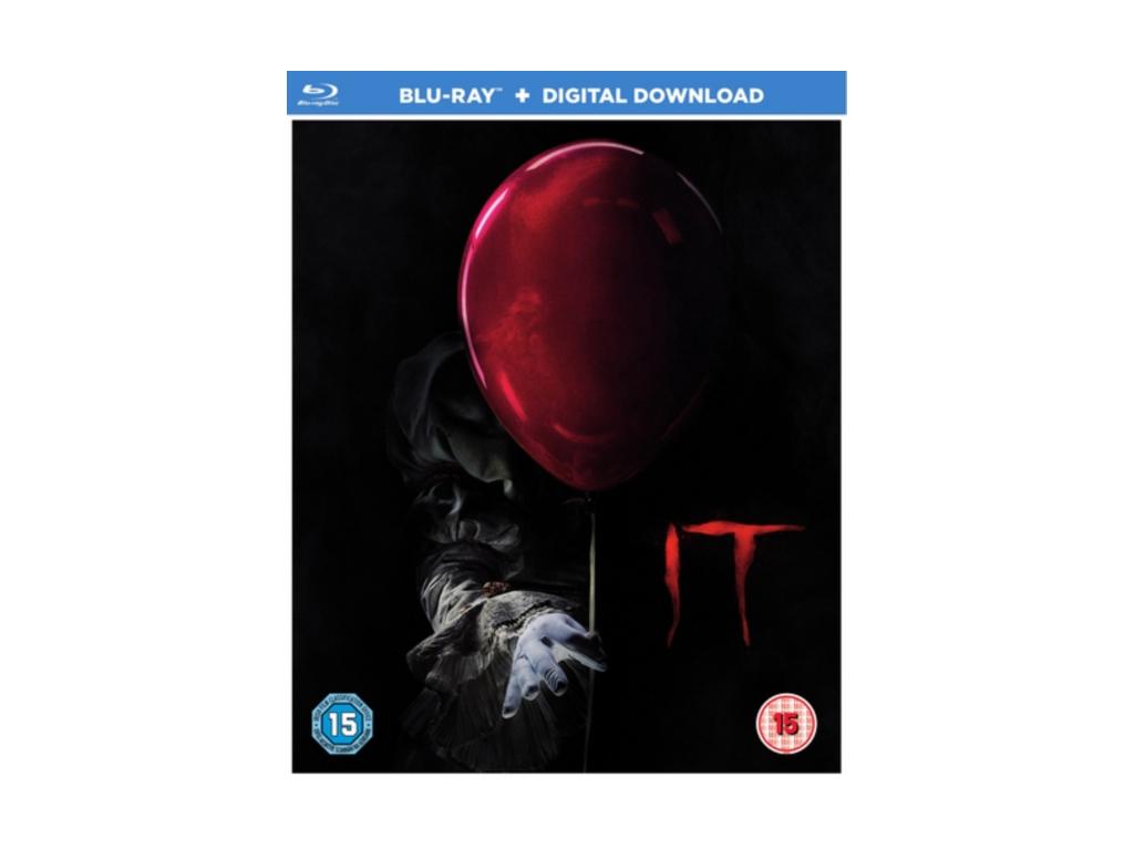 IT (Blu-ray) [2017]