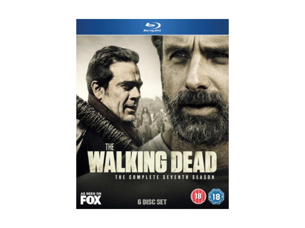 The Walking Dead Season 7 [2017] (Blu-ray)
