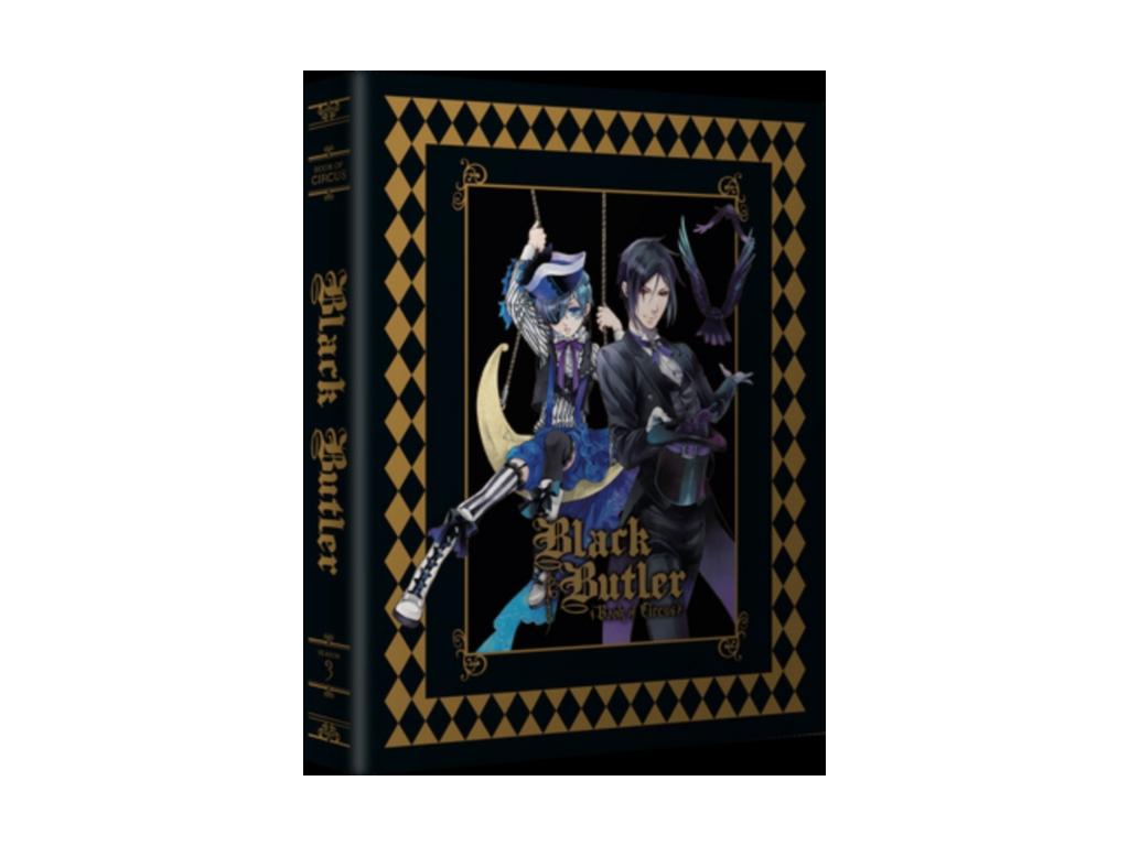 Black Butler - Season 3 Collectors Edition BD (Blu-ray)
