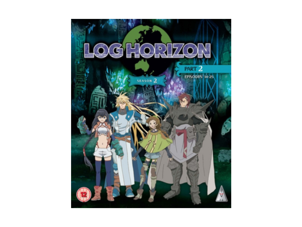 Log Horizon: Season 2 - Part 2 (Blu-ray)