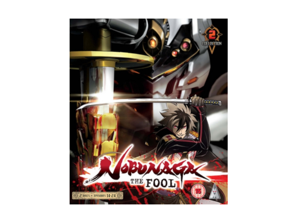 Nobunaga The Fool: Part 2 (Blu-ray)