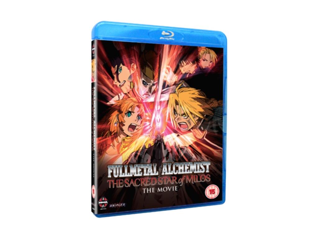 Full Metal Alchemist Movie 2: Sacred Star of Milos (Blu-ray)