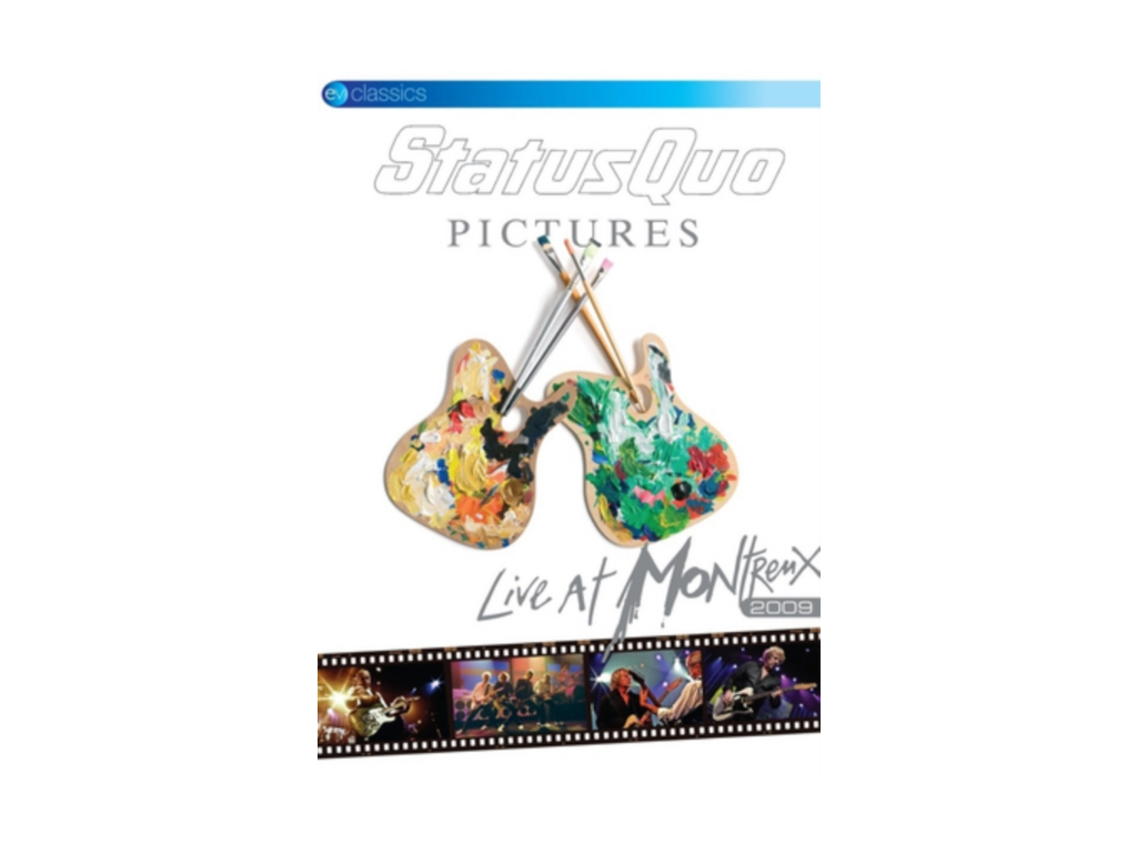 Status Quo Pictures: Live at Montreux 200 [DVD]