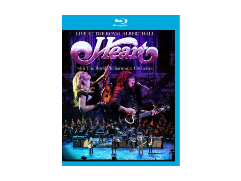 Heart: Live At The Royal Albert Hall With The Royal Philharmonic Orchestra (Blu-ray)