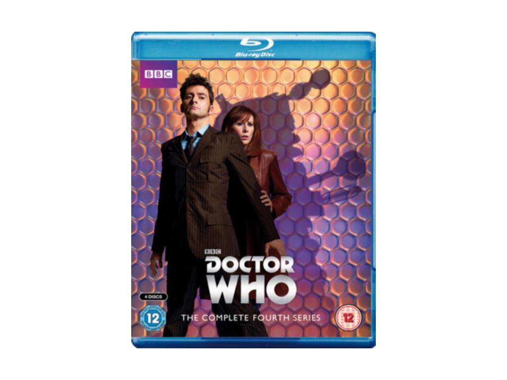 Doctor Who - Series 4 (Blu-Ray)