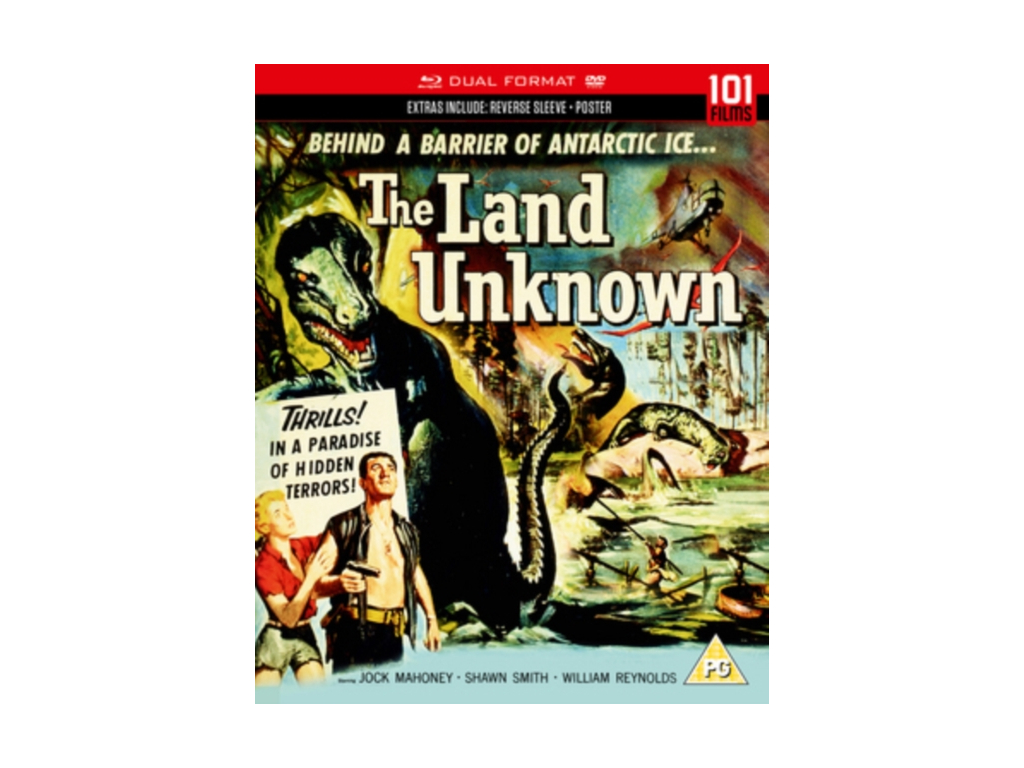 The Land Unknown (Dual Format) (Blu-ray)
