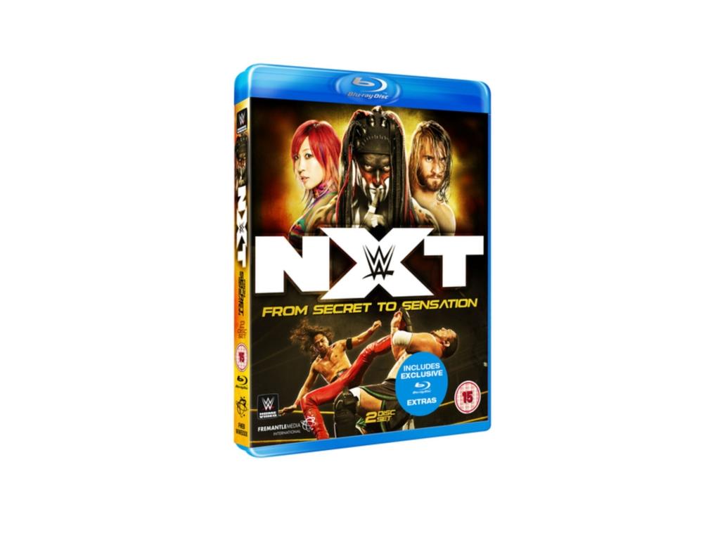 WWE: NXT - From Secret to Sensation [DVD] (Blu-ray)