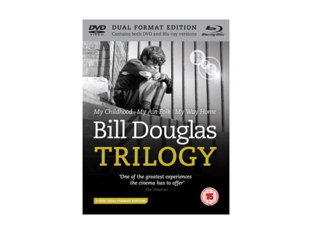 Bill Douglas Trilogy (DVD + Blu-ray) (My Childhood (1972) / My Ain Folk (1973) / My Way Home (1978)