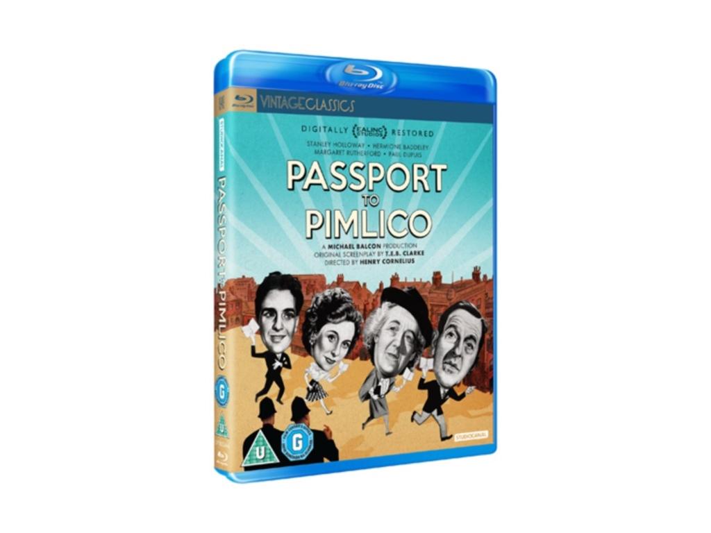 Passport to Pimlico (1949) (Blu-Ray)