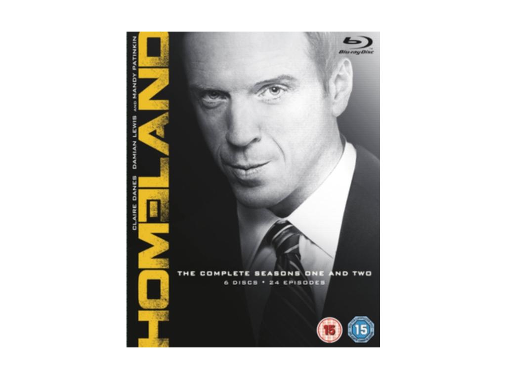 Homeland - Season 1-2 (Blu-ray)